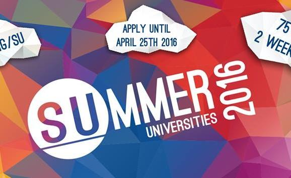 Predstavitve poletnih univerz