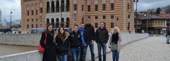 AEGEE-Ljubljana na tematski ekskurziji v BIH